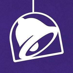 Logo Taco Bell - Westland Mall
