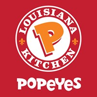 Logo Popeyes - La Terminal Food Court Norte